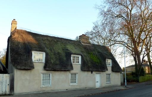 Elizabeth Woodcock's House