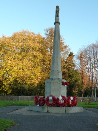 Impington and Histon Peace Memorial