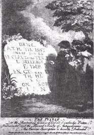 Mysterious Gravestone in Impington
