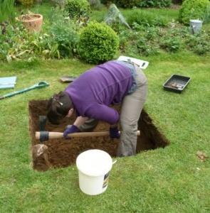 Digging for the May Histon Big Dig