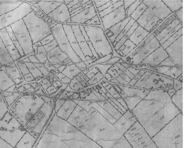 Map 1806 Dyer-Joyce Histon 001